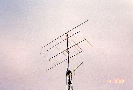 Working the Lower 48 (on 144 MHz) - By KMØT